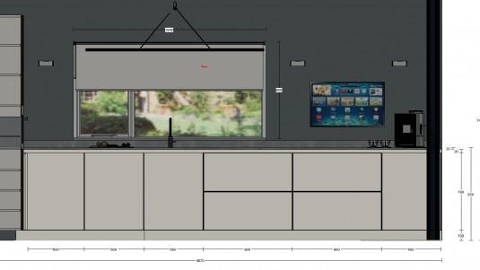 Tekeningen laten maken for 3d tekening maken keuken